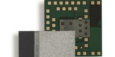 Compact industrial Bluetooth 5 module is smallest, claims u-blox