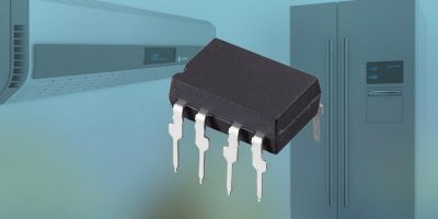 Integrated phototriac reduces external component count and costs