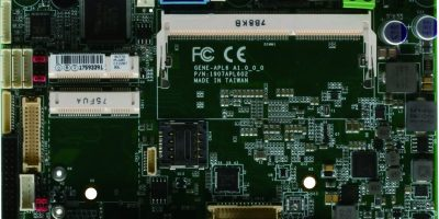 Motherboard with onboard storage targets factory and transport