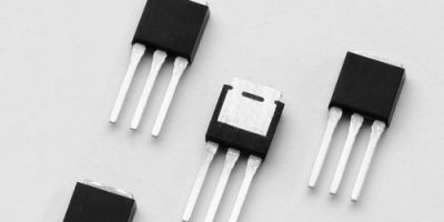 High-temperature switching thyristors have high surge capability