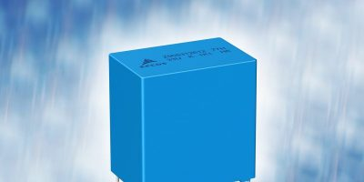 TDK extends its range of rugged DC link capacitors for harsh environments