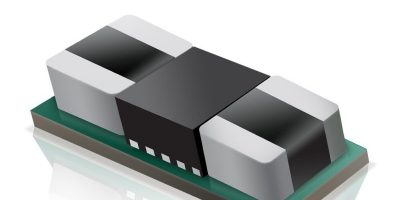 5.5V DC/DC step-down power module is efficient for space constrained applications