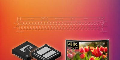 I2C controllable EZBuck regulator supports DVS for FPGAs