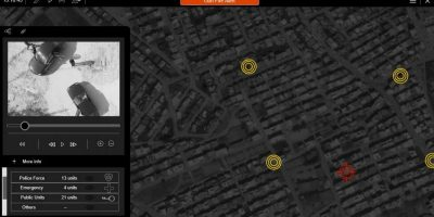 Sensing and analysis tool defines and geo-locates events