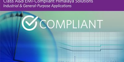 EMI-compliant Himalaya solutions for industrial and general-purpose applications