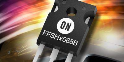 SiC diodes suit demanding automotive applications