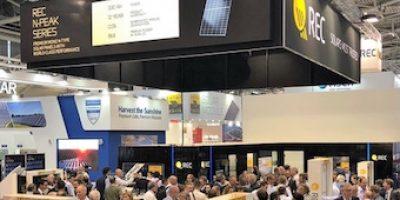 N-type mono solar panel incorporates twin design