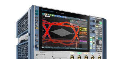 Oscilloscope focuses on future-proof technology