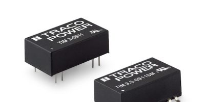DC/DC converters earmarked for medical equipment