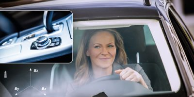 Multi-dimensional sensors are for safety-critical automotive use