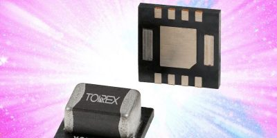 Step-down micro DC/DC converters have integrated coil