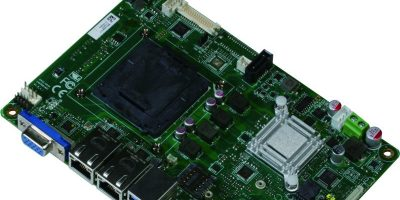 Aaeon packs power of a Mini-ITX SBC on a four-inch board