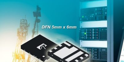 25V technology in XSPairFET package has low rds on for power density