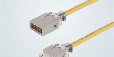 Harting claims Han Gbit module Cat 7A improves data transmission security