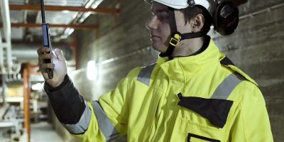 Handheld field measurement meters test networks in the field
