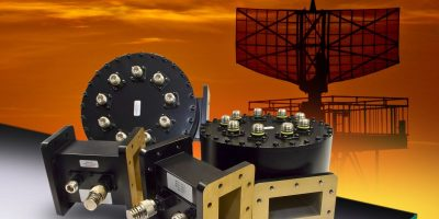 Nine-way radial combiner is developed specifically for BAE Systems' radar upgrade