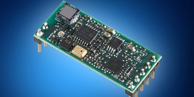 Mouser adds TE Connectivity's AmbiMate sensor module MS4 series