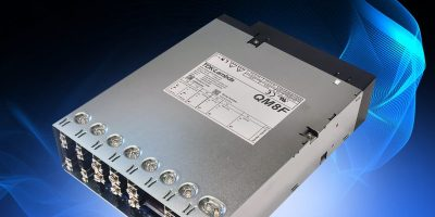 MoPPs isolation modular power supplies offer up to 18 outputs