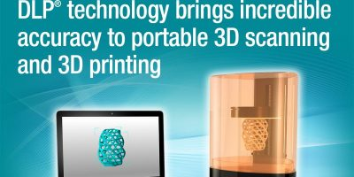 Microcontrollers bring pinpoint accuracy to desktop 3D printers and scanners