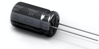 Aluminium electrolytic capacitors are qualified for automotive use
