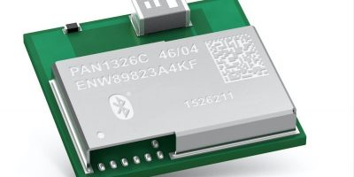 HCI Bluetooth module boasts best-in-class RF, says Panasonic