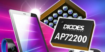 Configurable DC/DC converter regulates with proprietary technology