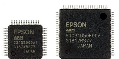 Epson offers 32bit microcontroller with dedicated sound hardware