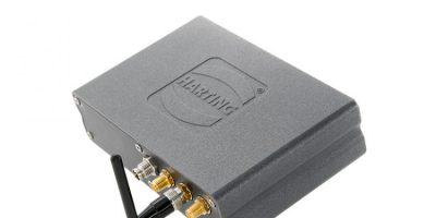 Harting adds wireless versions to Mica industrial computer family