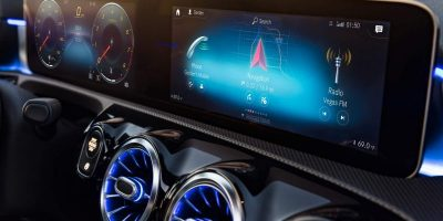 Luxoft and Daimler technology powers MBUX infotainment system
