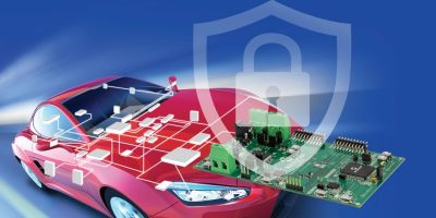 Automotive security development kit protects in-vehicle networks