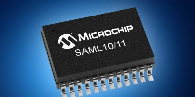 Mouser ships Microchip microcontroller with Arm TrustZone Security