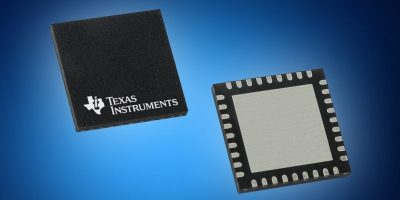 TI's automotive transceiver is now available from Mouser