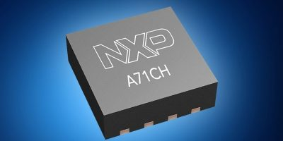 Mouser supplies NXP's security for IoT edge nodes