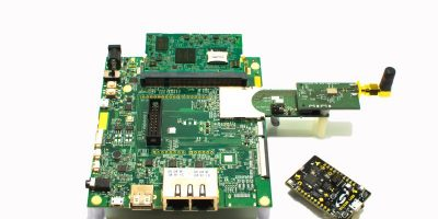 IoT development kit connects out-of-the-box to advanced cloud-services platform