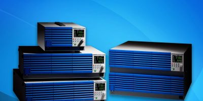 Enhanced AC power supplies have wide output frequency range