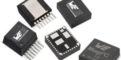 Würth Elektronik eiSos adds VDRM MagI³C power modules