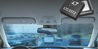Low IQ buck controller suits battery-powered or automotive applications