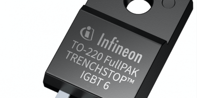 IGBT is optimised for higher switching and EMI control
