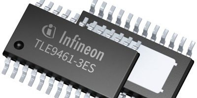 System basis chips introduce high speed communication, says Infineon