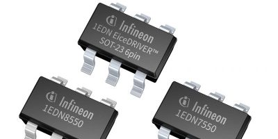 Gate driver ICs resolve ground-shift in switched mode power supplies