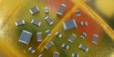 MLCC capacitors ramps up for automotive use
