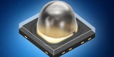 Mouser stocks Osram's black IR LED for high resolution security cameras
