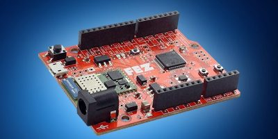 Mouser offers maker boards for Arduino-compatible 32-bit processing