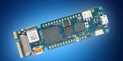 Mouser stocks Arduino MKR VIDOR 4000 development board
