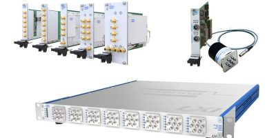 Pickering Interfaces to launch 8GHz solid state PXI RF switches at EuMW 2018