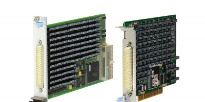 Pickering Interfaces adds programmable resistor modules in PCI/PXI formats