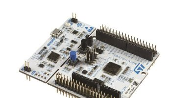 Latest Nucleo boards access open source eight-bit MCU I/Os