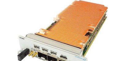 Xilinx Zynq UltraScale+ FPGA board addresses wireless infrastructure