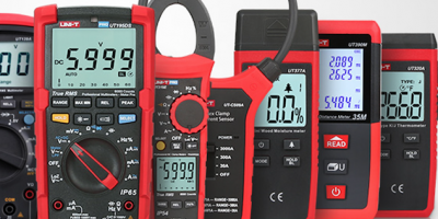 JPR Electronics offers Uni-Trend measuring equipment