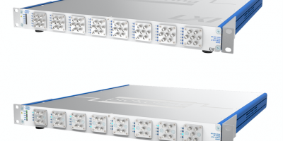 LXI microwave multiplexers lead with repeatability characteristics